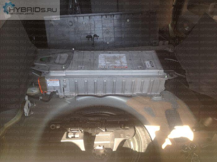 Высоковольтная батарея Приуса